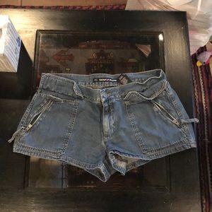 DKNY Jeans Denim Shorts